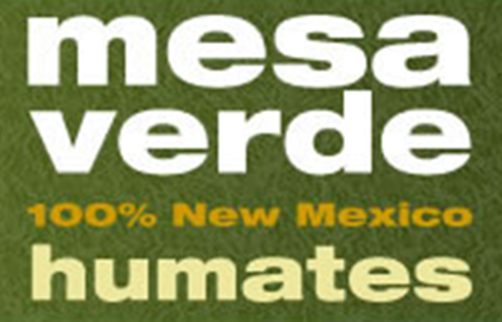 Mesa Verde Humates 70, soil treatment, natural mined humate deposit, New Mexico