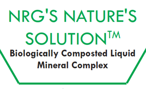 Natures Solution, soil treatment, liquid mineral complex, digested chicken manure