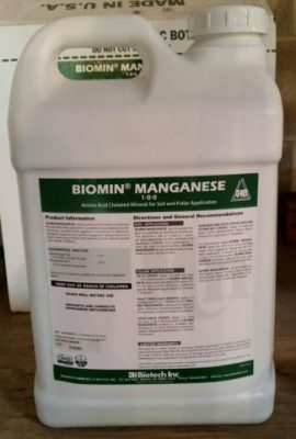 JH Biotech, Biomin Manganese, plant nutrition, amio acid chelate, micronutrients