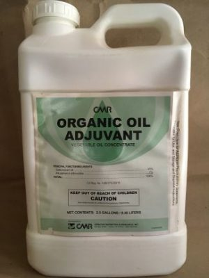 CMR Organic Oil Adjuvant. Brandt, CMR Organic Oil, Adjuvant, plant protection, cottonseed oil