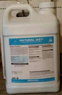 JH Biotech, Natural Wet, adjuvant foliar, saponins derived from yucca plants