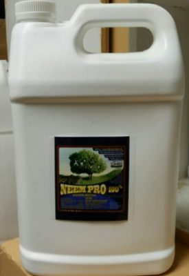Neem Pro 100, pest control, unrefined, cold processed, natural neem oil