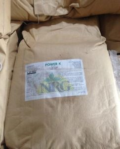 Natural Resources Group, Power K Humic Acid, Soluble powder, soil treatment, plant nutrition