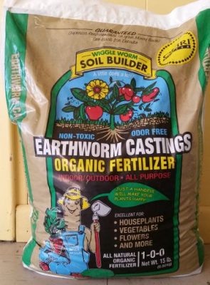 Unco, Ind, Soil Builder, Earthworm castings, organic fertilizer