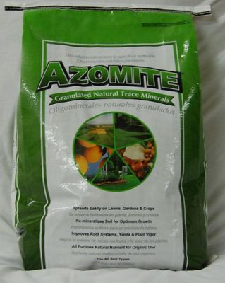 Azomite, Granular, plant nutrition, natural volcanic, trace minerals