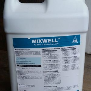 JH Biotech, Mixwell, water treatment, acidifier complexing agent