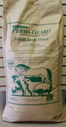 Perma-Guard, Fossil Shell flour, diatmaceous earth, anti-caking agent, silica, food grade