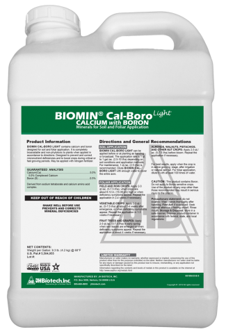 JH Biotech, Biomin Cal-Boro Light