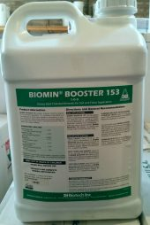 JH Biotech, Biomin Booster 153, plant nutrion, amino acid chelate, micronutrients