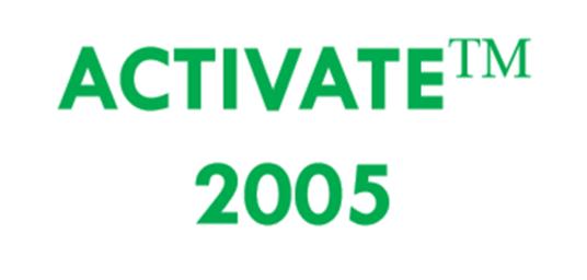 Natural Resources Group, Activate 2005, Soil Treatment,Microbial,Bacillus brevis, B. subtilis, B. licheniformis and B. amyloliquefaciens