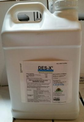 Certis, Des-X, plant nutrition, insecticidal soap
