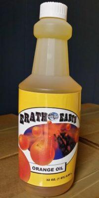 Erath Earth Orange Oil,Natural adjuvant , Cold-pressed orange peel extract