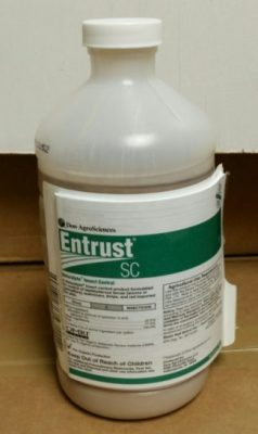 Dow, Entrust SC, plant protection, liquid spinosad