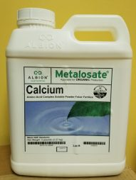 Albion, Metalosate Calcium, plant nutrition, amino acid chelate, micronutrients