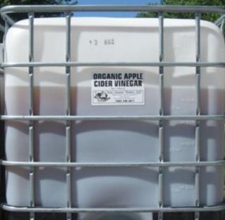 Organic Apple Cider Vinegar, Wick's Livestock Nutrition, organic apple cider vinegar, livestock, health tonic