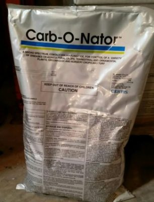 Certis, Carb-O-Nator, plant protection, potassium bicarbonate, fungicide, Earthwise Organics, Earthwise Agriculture