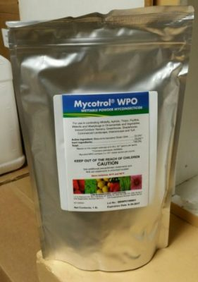 Lam International, Mycotrol WPO, plant protection, Beauveria Bassiana