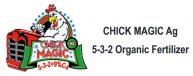 Cold Spring Egg Farm, Chick Magic Ag 5-3-2, organic fertilizer, plant nutrition, processed chicken manure