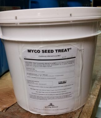 Agri Energy Resources, Myco Seed Treat, microbial seed treatment, mycorrhizae, soil treatment