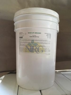 Natural Resources Group, Wake Up Organo, soil treatment, soluble microbial food