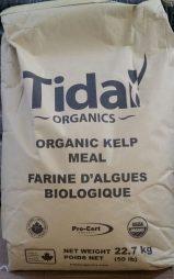 Tidal Organics Kelp Meal