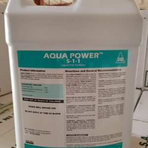 Aqua Power 5-1-1, JH Biotech Liquid Fish Fertilizer
