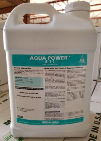 Aqua Power 5-1-1, JH Biotech Liquid Fish Fertilizer