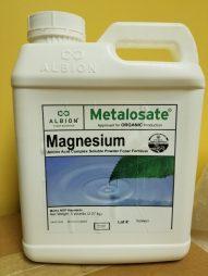 Albion, Metalosate Magnesium, plant nutrition, amino acid chelate, micronutrients