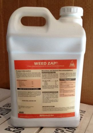 Weed Zap, herbicide, JH Biotech, Earthwise Organics, Earthwise Agriculture