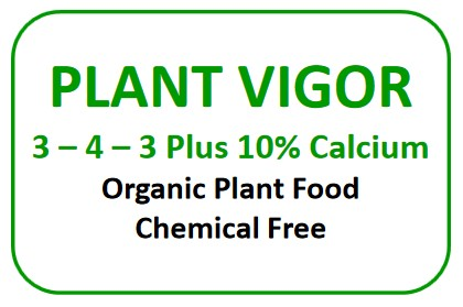 Natural Resources Group, Plant Vigor 3-4-3