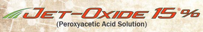 Jet Harvest Solutions, Jet-Oxide 15%, Peroxyacetic Acid, Agricultural Sanitizer