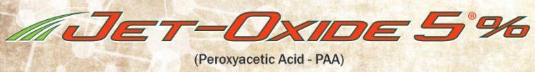 Jet Harvest Solutions, Jet-Oxide 5%, Peroxyacetic Acid, Agricultural Sanitizer