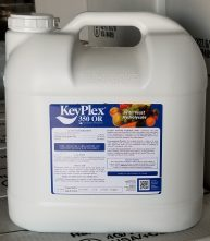 Keyplex 350 OR, fungicide with yeast hydrolysate from Saccharomyces cerevisiae
