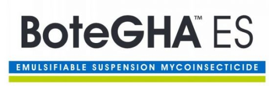 Certis, Lam International, Biofungicide, emulsifiable suspension mycoinsecticide, beauvaria strain GHA