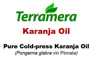 Terramera, Cold Pressed Karanja Oil