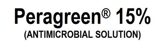 Peragreen 15% sanitizer