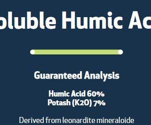 Ferti-Organic Soluble Humic Acid